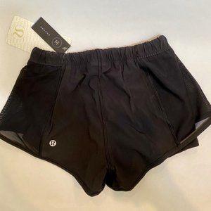 NWT lululemon Meshed Up Shorts